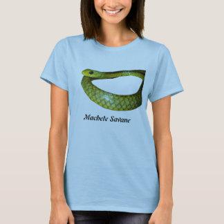 Machete Savane Ladies Baby Doll T-Shirt