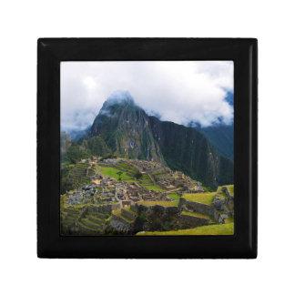 Machu Picchu, Peru Gift Box