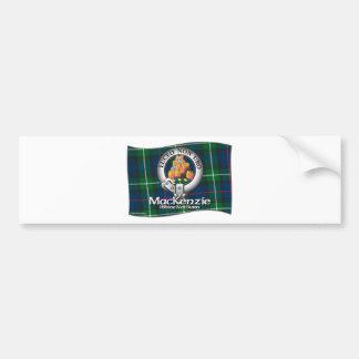 Mackenzie Clan Bumper Sticker