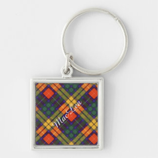 MacKinley clan Plaid Scottish kilt tartan Key Ring