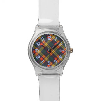 MacKinley clan Plaid Scottish kilt tartan Watch