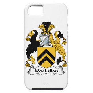 MacLellan Family Crest iPhone 5 Case