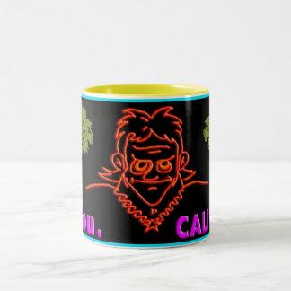 Macvy Malibu California Mug