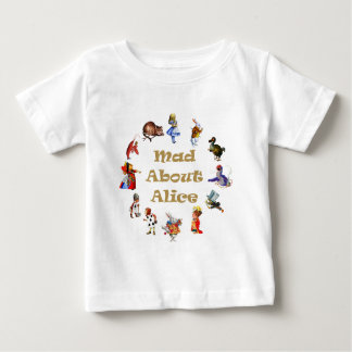 MAD ABOUT ALICE TSHIRTS