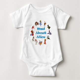 MAD ABOUT ALICE T-SHIRTS