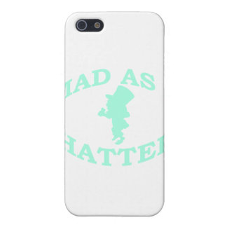 Mad As A Her Case For iPhone 5/5S