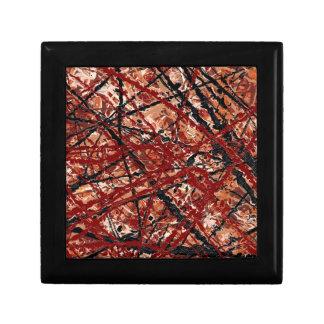 MAD DASH (an abstract art design) ~ Gift Box