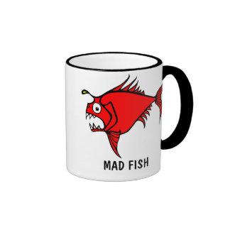 MAD FISH RINGER MUG