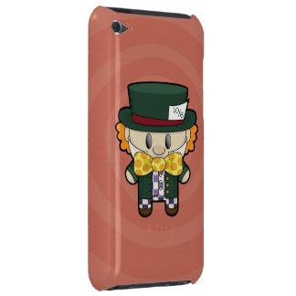 Mad Hatter Barely There iPod Cases