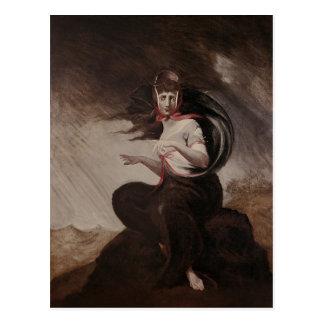 Mad Kate, 1806-07 Postcard