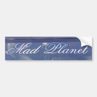 Mad Planet Bumper Sticker