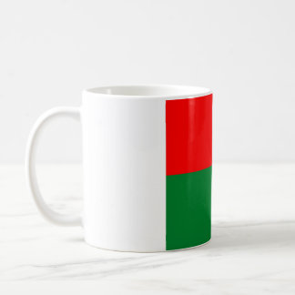 Madagascar country long flag nation symbol republi coffee mug