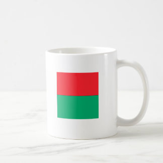 Madagascar Flag Coffee Mug