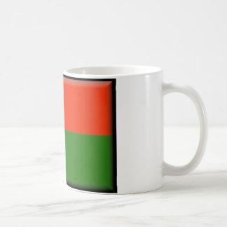 Madagascar Flag Mugs