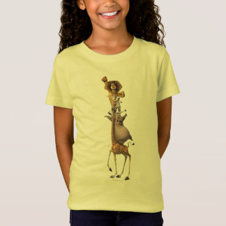 Madagascar Friends Support T-Shirt