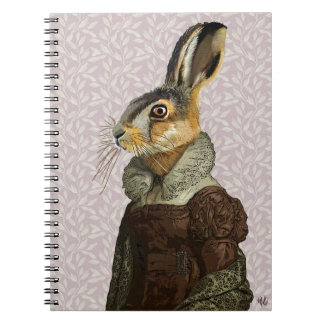 Madam Hare Notebook