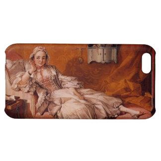 Madame Boucher by Francois Boucher iPhone 5C Cases