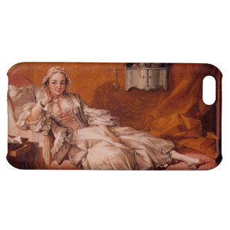 Madame Boucher by Francois Boucher iPhone 5C Cover