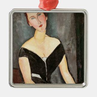Madame G. van Muyden, 1917 Christmas Ornament