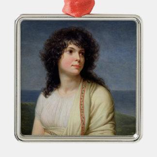 Madame Hamelin Christmas Ornament