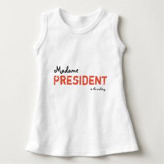 Madame President Baby/Toddler Dress