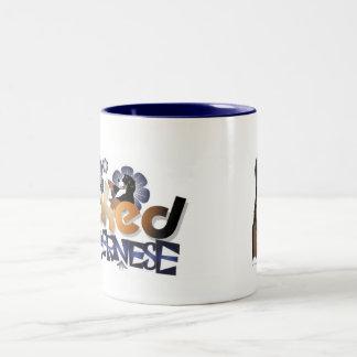 MadDog's Hooked Bernese Mug