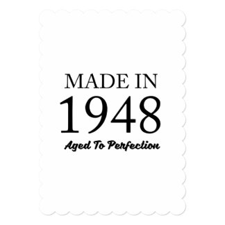 Made In 1948 Card