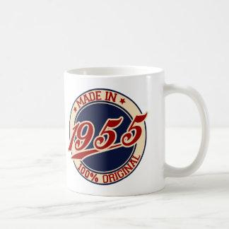 Made In 1955 Coffee Mug