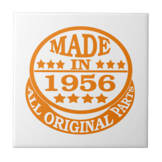 Made in 1956 all original parts small square tile