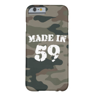 Made In 1959 iPhone 6/6s Barely There iPhone 6 Case