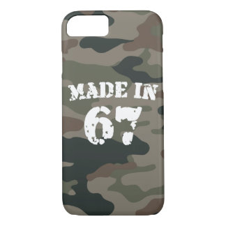 Made In 1967 iPhone 8/7 Case