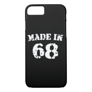 Made In 1968 iPhone 8/7 Case