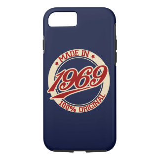 Made In 1969 iPhone 7 Case