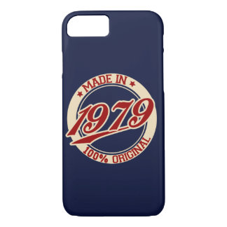 Made In 1979 iPhone 8/7 Case