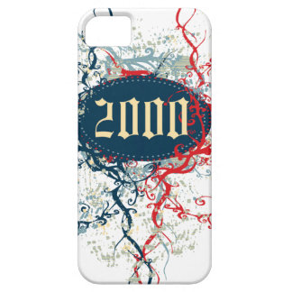 Made in 2000 or Since 2000 or 2000 Birthday Year iPhone 5 Cases