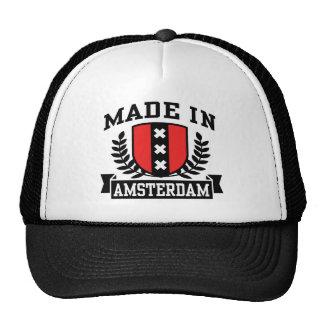 Made In Amsterdam Cap