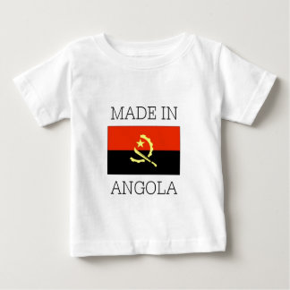 Made in Angola Baby T-Shirt
