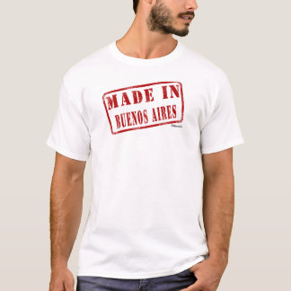 Made in Buenos Aires T-Shirt