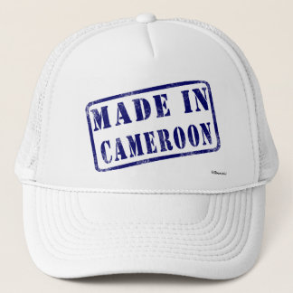 Made in Cameroon Trucker Hat