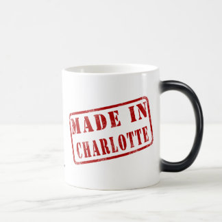 Made in Charlotte Magic Mug