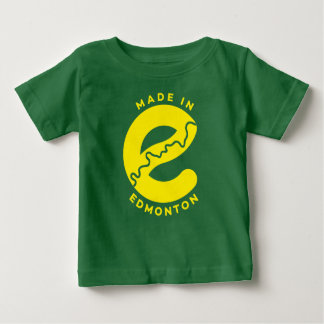 Made in Edmonton Baby T-shirt