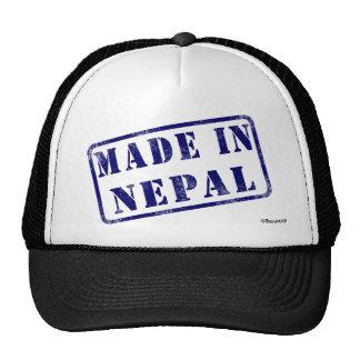 Made in Nepal Cap