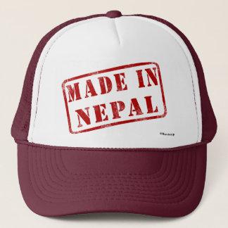 Made in Nepal Trucker Hat