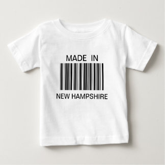 Made In New Hampshire T-shirt