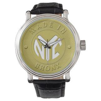 Made In New York Bronx Watch