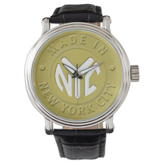 Made In New York Watch