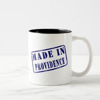 Made in Providence Coffee Mugs