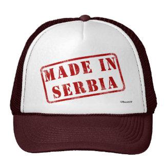 Made in Serbia Cap