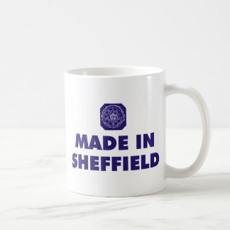 Made in Sheffield Coffee Mug