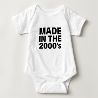 made in the 2000's t shirts